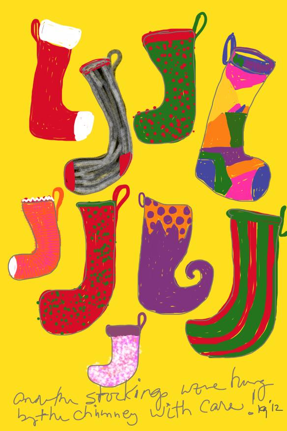 Nine Stockings