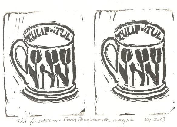 Evening teacup
