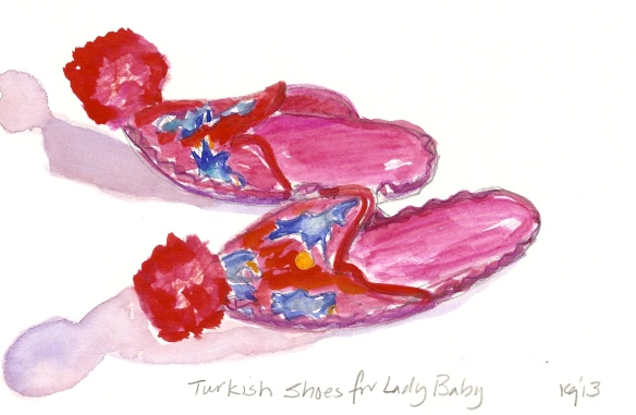 Turkish Shoes for Lady Baby