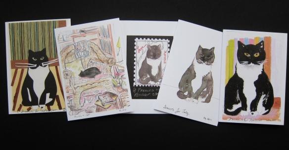 Frances cards