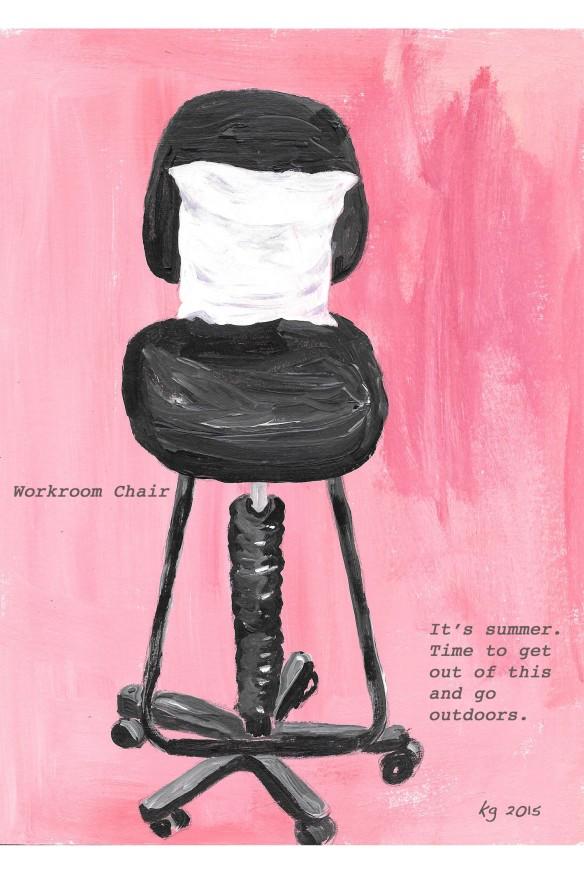 Workroom chair