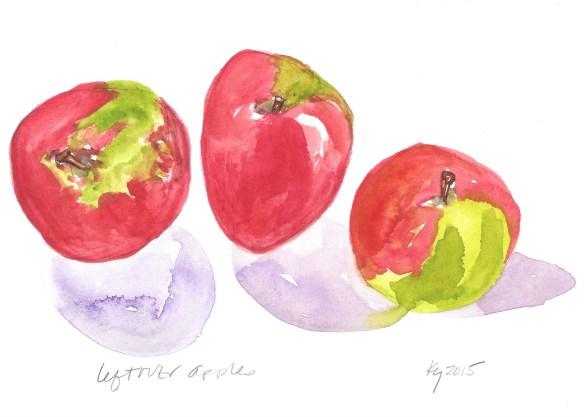 Opal apples 1