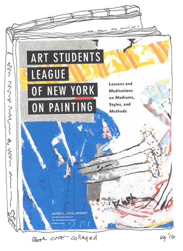 Art Students League book cover