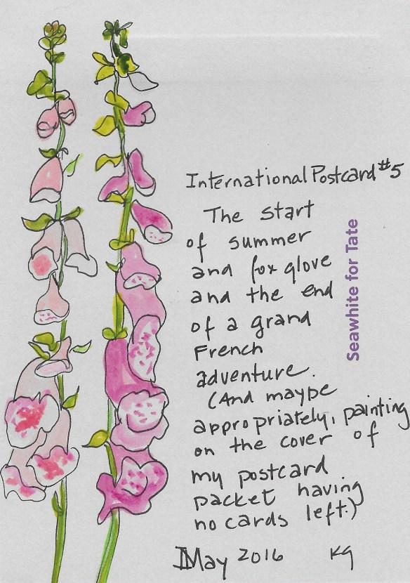 Int'l postcard #5 1
